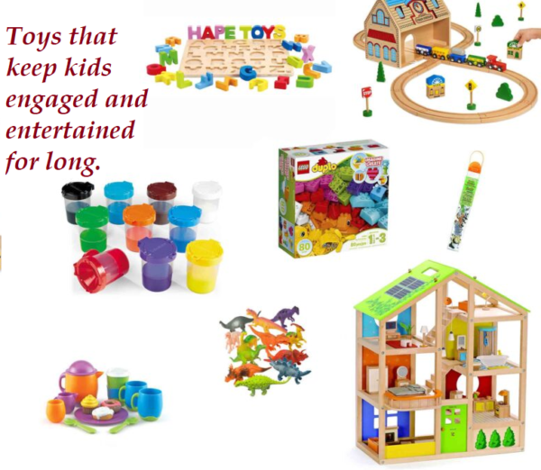 4 Toys that help kids stay easily engaged for long!