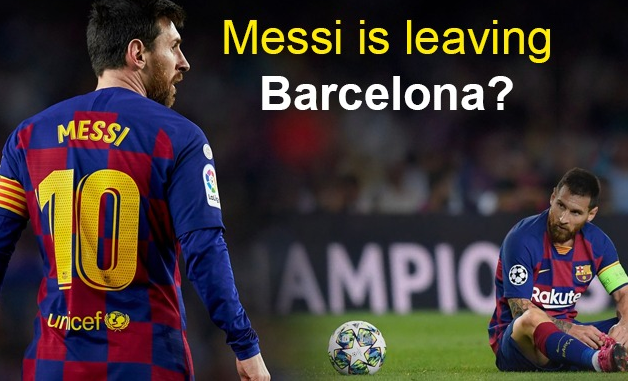 Why I think Messi exiting Barcelona is the right thing to do?