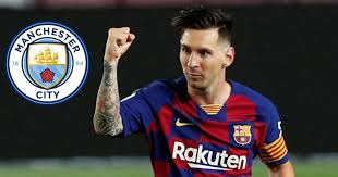 Lionel Messi leaving Barcelona and joining Manchester City is 'real' |  GiveMeSport