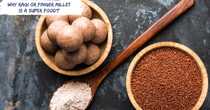 Ragi is a super food and you must consume it daily.